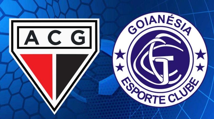 Atlético (GO) vs Goianésia