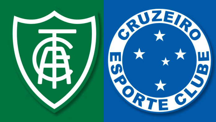 América MG vs Cruzeiro