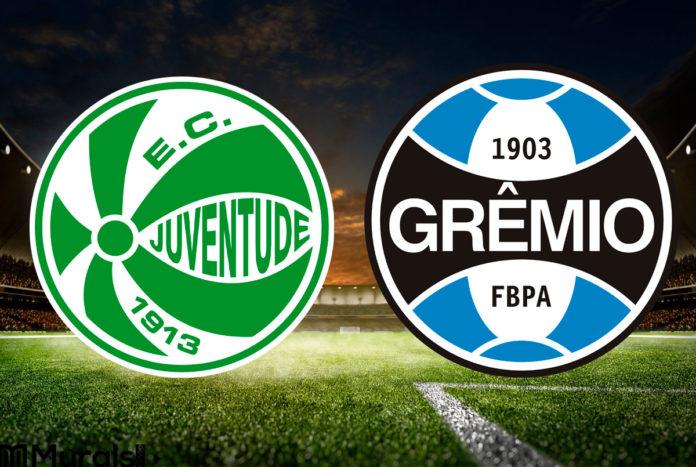 Juventude vs Grêmio