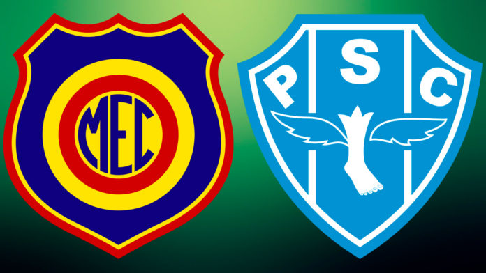 Madureira vs Paysandu