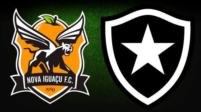 Nova Iguaçu vs Botafogo