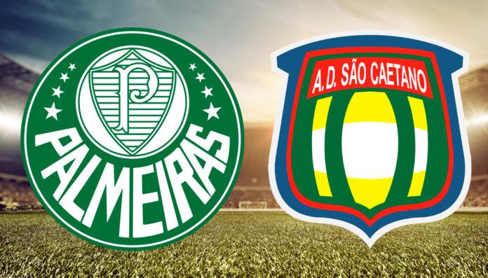 Palmeiras vs São Cetano
