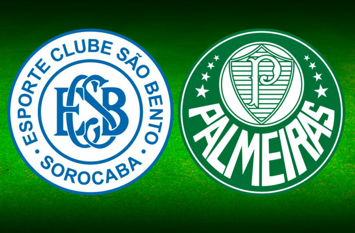São Bento vs Palmeiras