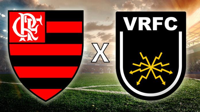 Flamengo vs Volta Redonda