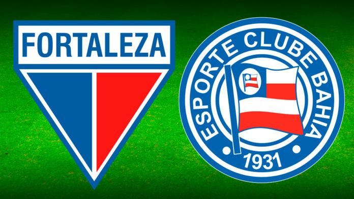 Fortaleza vs Bahia