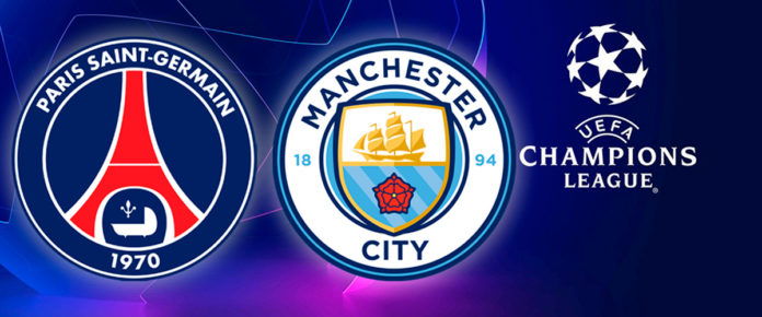PSG vs Manchester City