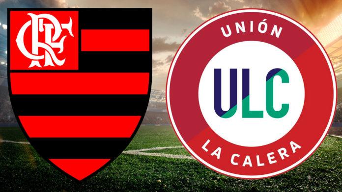 Flamengo vs Unión La Calera