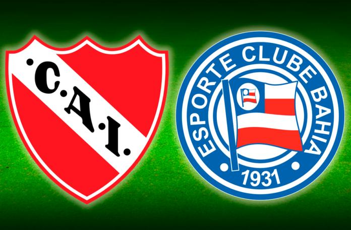Independiente vs Bahia