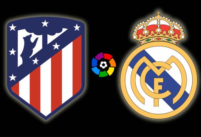 Atlético de Madrid e Real Madrd