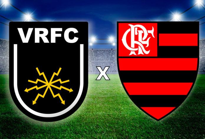 Volta Redonda vs Flamengo
