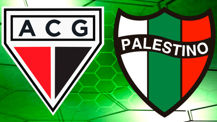 Atlético (GO) vs Palestino do Chile