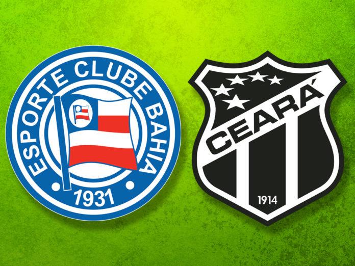 Bahia vs Ceará