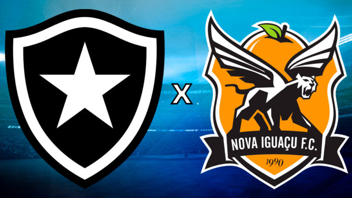 Botafogo vs Nova Iguaçu