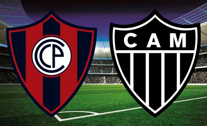 Cerro Porteño vs Atlético (MG)