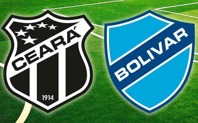Ceará vs Bolívar