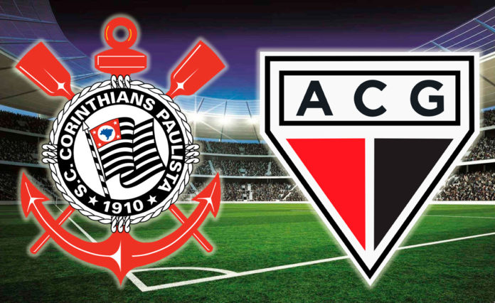 Corinthians vs Atlético (GO)