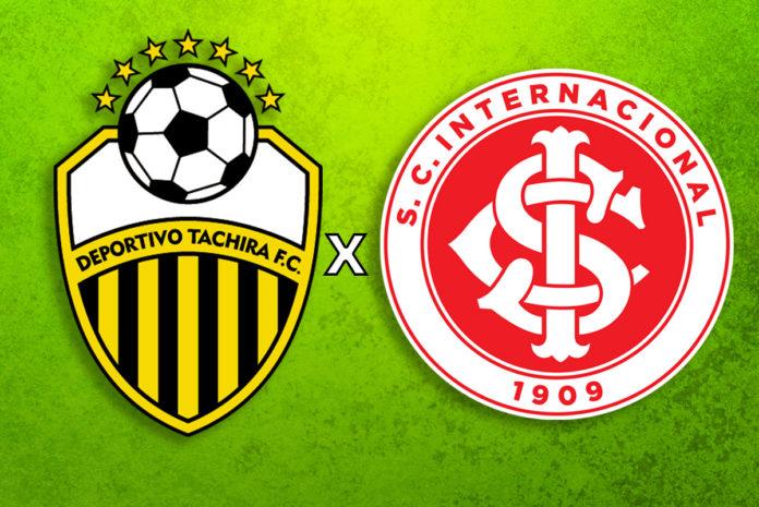 Deportivo Táchira vs Internacional