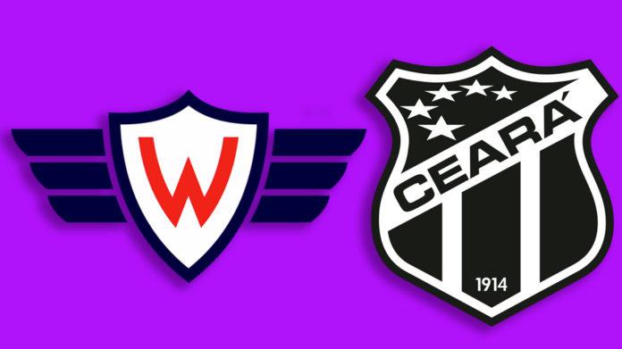Jorge Wilstermann vs Ceará
