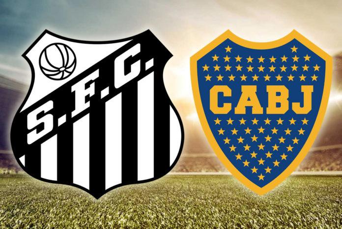 Santos vs Boca Juniors