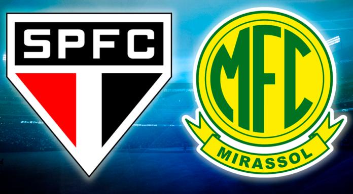 São Paulo vs Mirassol