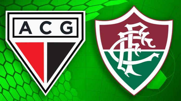 Atlético (GO) vs Fluminense
