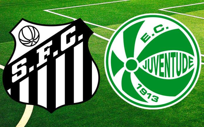 Santos vs Juventude