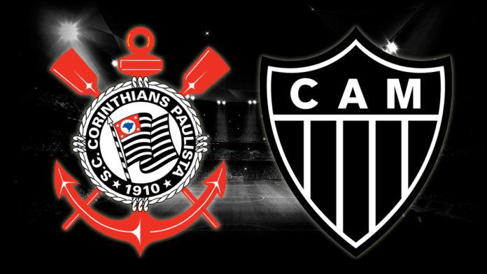 Corinthians vs Atlético (MG)