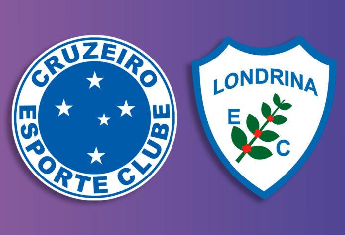 Cruzeiro vs Londrina