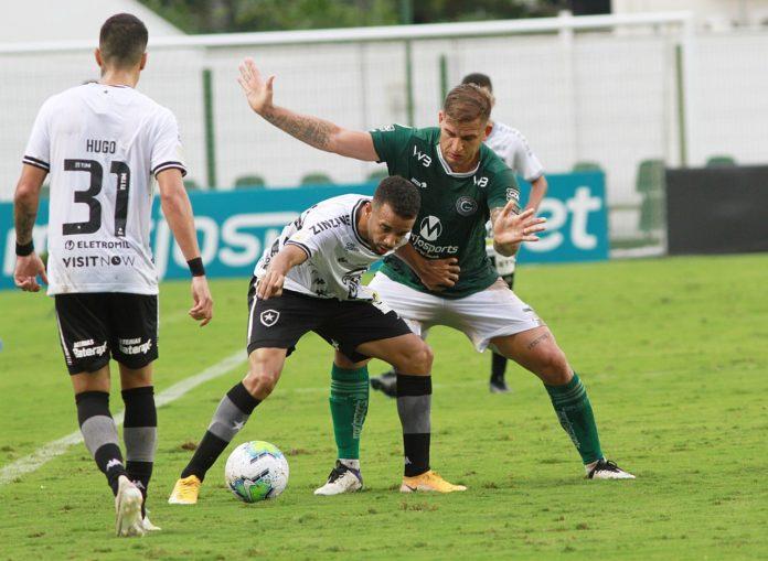 Botafogo vs Goiás