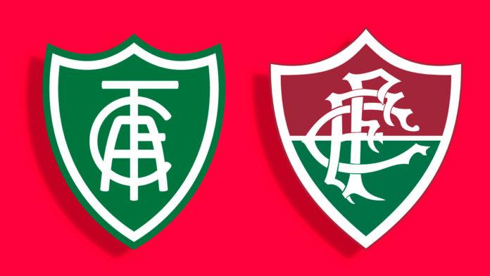 América (MG) vs Fluminense