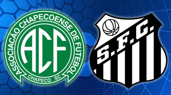 Chapecoense vs Santos
