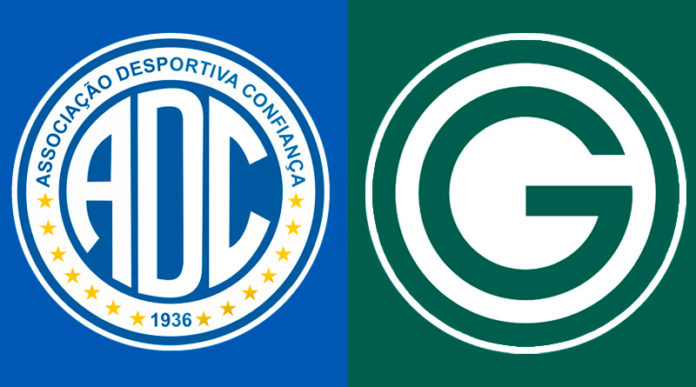Confiança vs Goiás