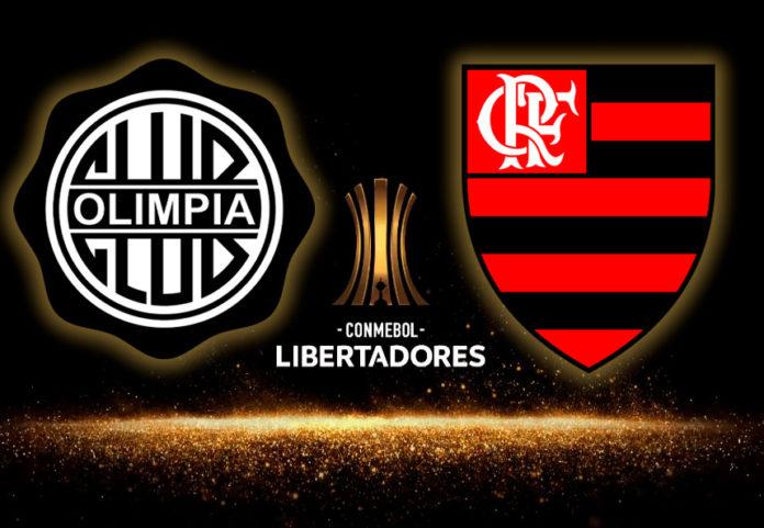 Olimpia vs Flamengo