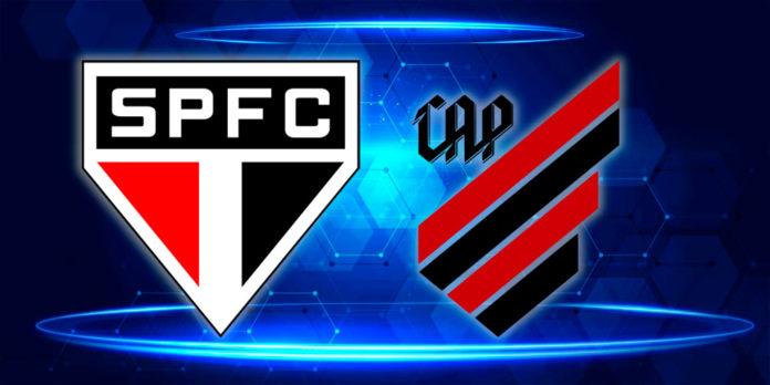 São Paulo vs Athletico (PR)