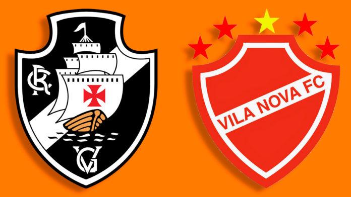 Vasco vs Vila Nova