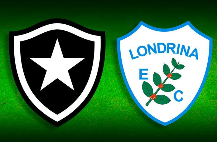 Botafogo vs Londrina