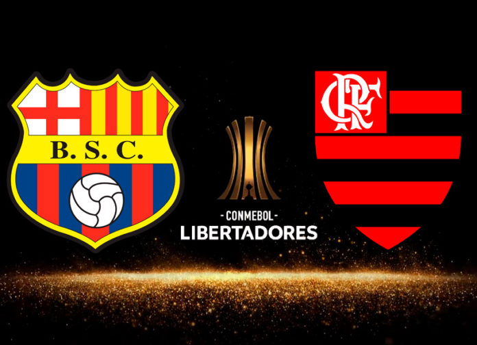 Barcelona de Guayaquil vs Flamengo