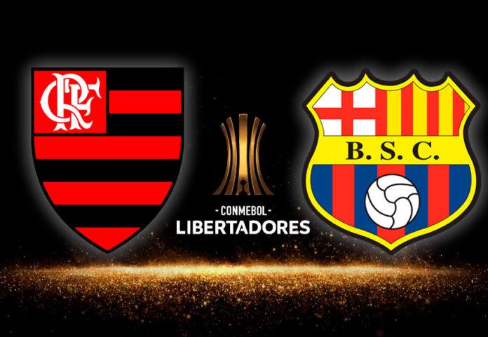 Flamengo vs Barcelona de Guayaquil