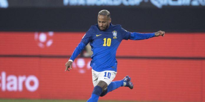 Neymar (Foto: Lucas Figueiredo)