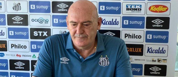 Andres Rueda (Foto: santosfc.com.br)