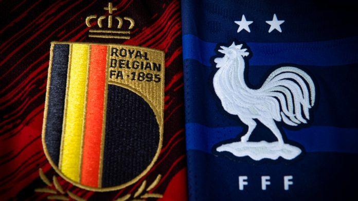 Bélgica vs França