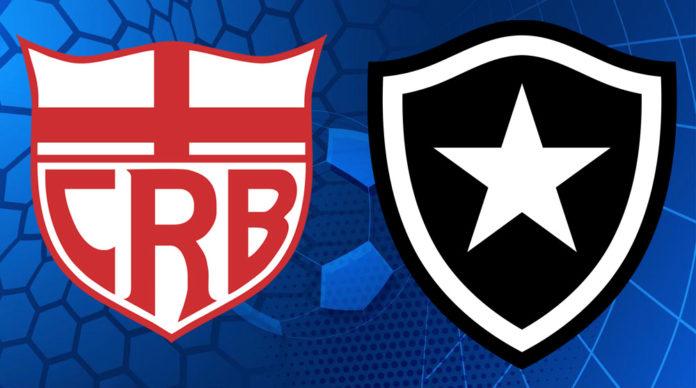 CRB vs Botafogo