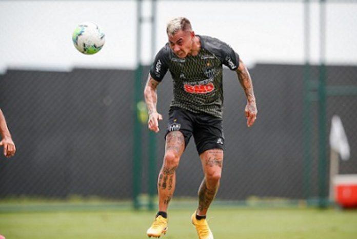 Eduardo Vargas (foto: Bruno Cantini/Atlético-MG)