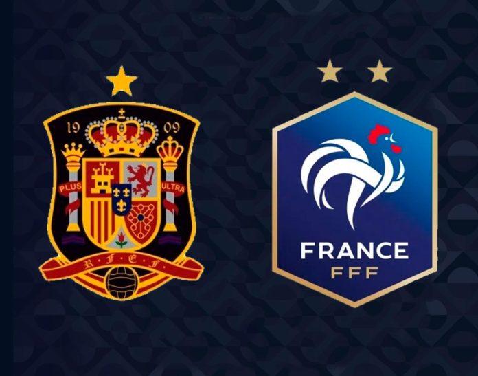 Espanha vs França